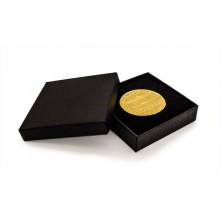 Geschenkbox aus Karton für Goldmünzen und Goldbarren